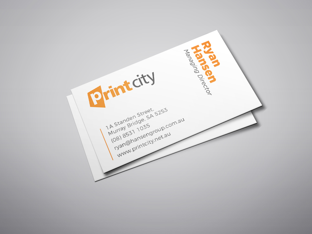 Business Card Printing Print City Business Card Printing Online