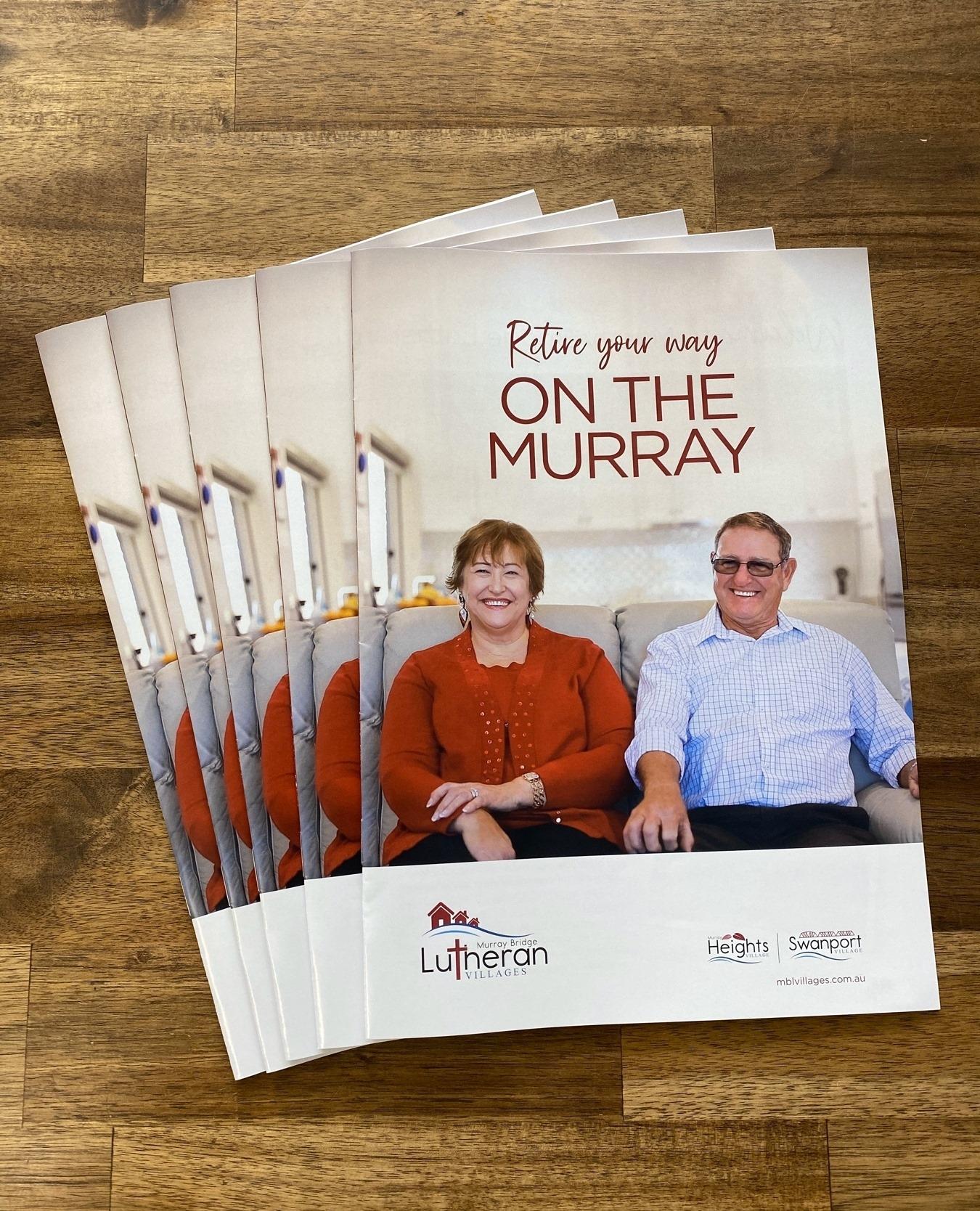 Murray Bridge Lutheran Homes Booklets